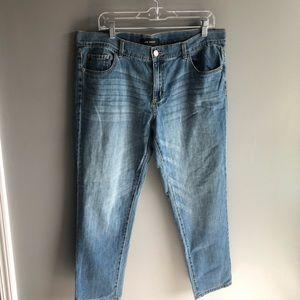 Joe Fresh Slouchy Boyfriend Jeans